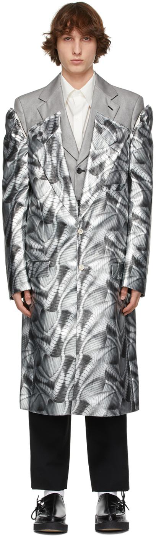 Silver Layered Inkjet Print Coat