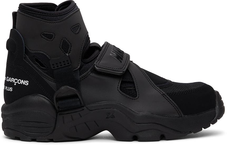 Black Nike Edition Air Carnivore Sneakers