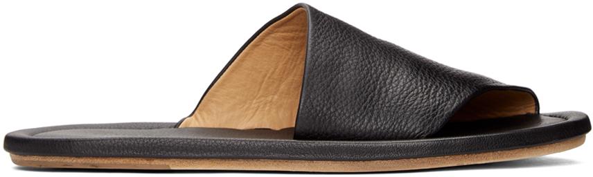 Marsèll 黑色 Cornice 凉鞋