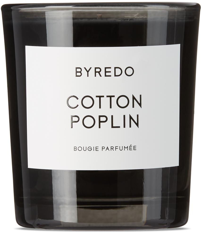 Cotton Poplin Candle