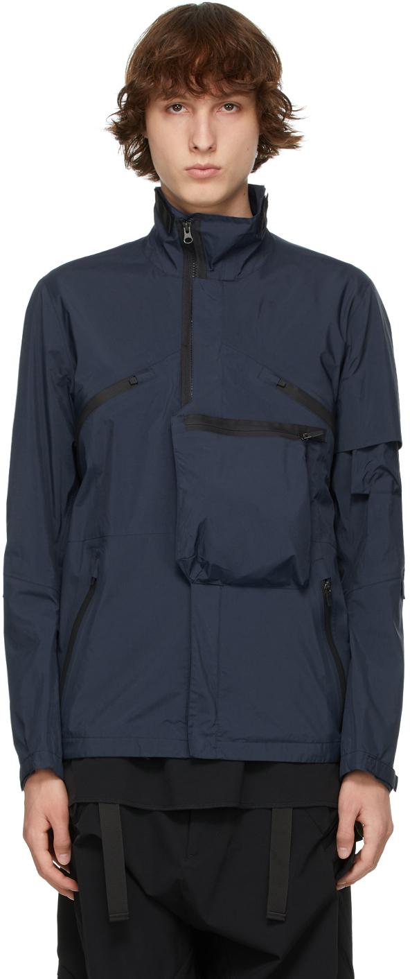 Navy J1A-GTPL Jacket