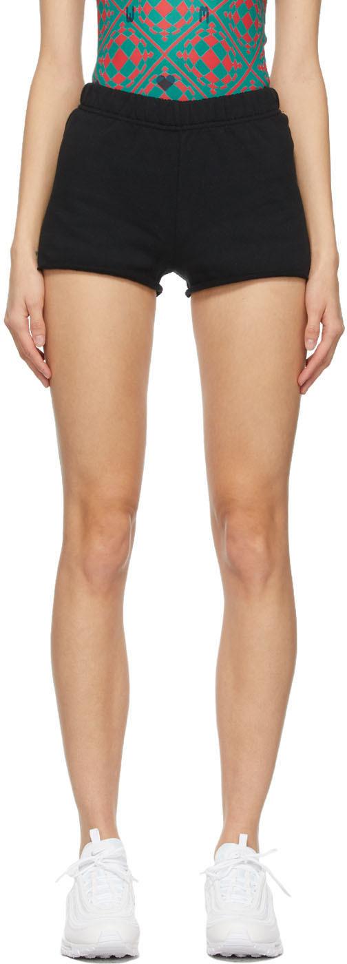 Black Modum Shorts