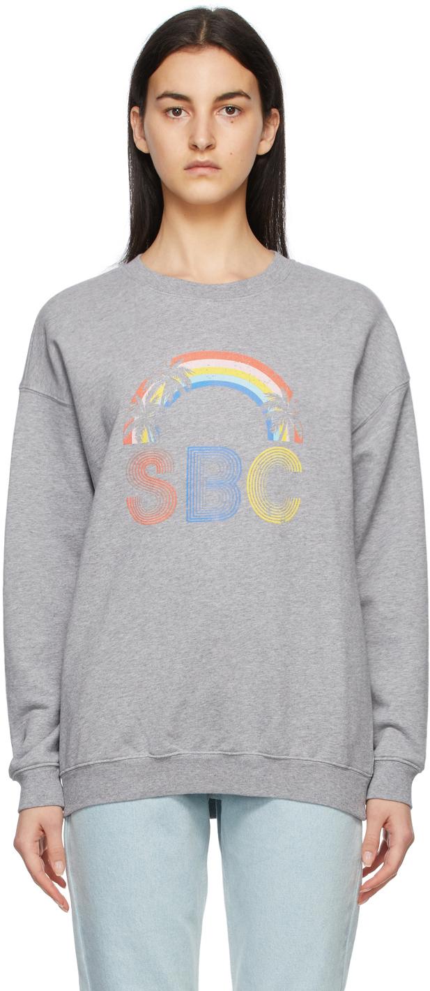 "See by Chloé 灰色 Sunset ""SBC""套头衫"
