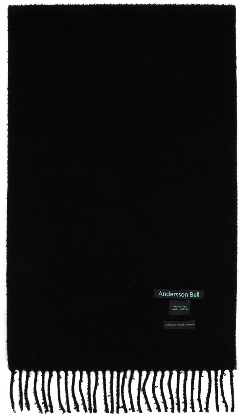 SSENSE Exclusive Black Biella Scarf