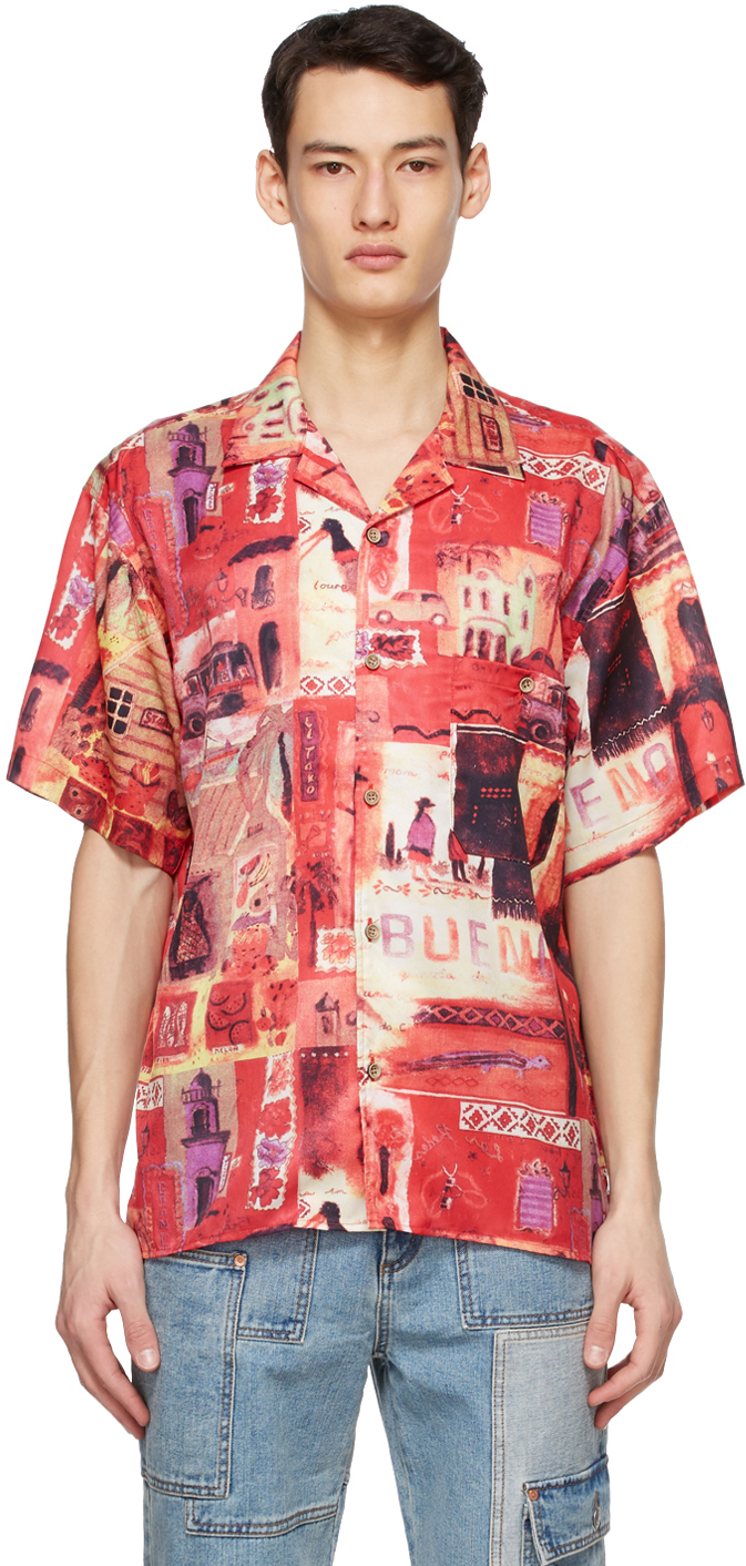 Red Bueno Shirt