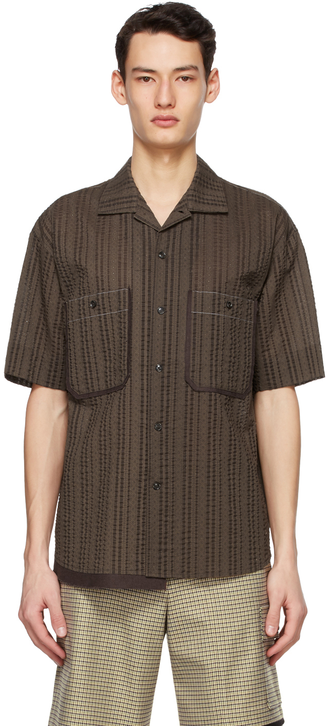 Brown Gorden Shirt