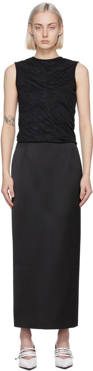 SSENSE Exclusive Black Dress Set