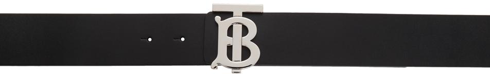 Reversible Black & Brown Monogram TB Belt