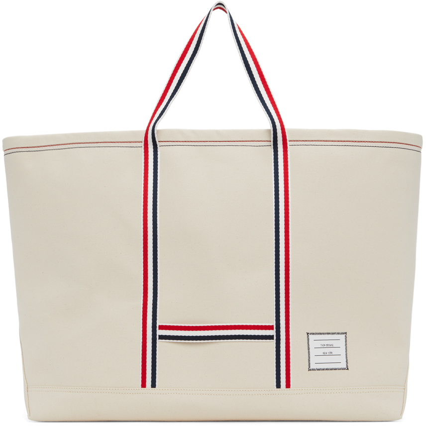Off-White Oversized Tool Tote