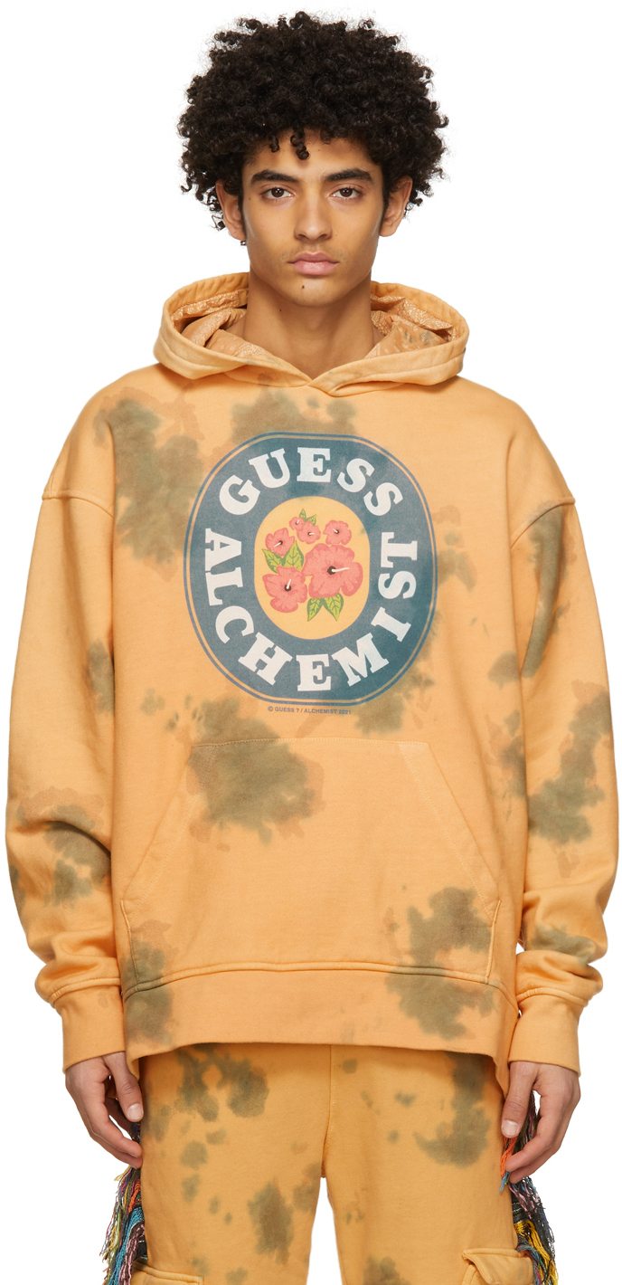 Orange Guess Edition Slither Hoodie