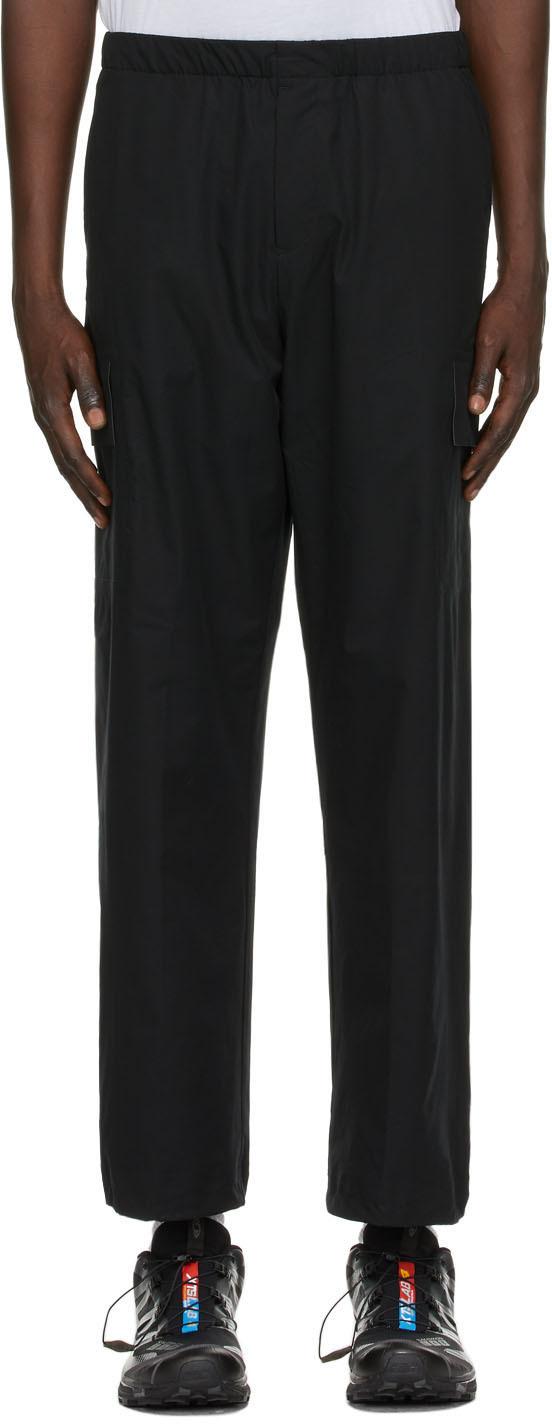 Descente ALLTERRAIN 黑色 Stretch 工装裤