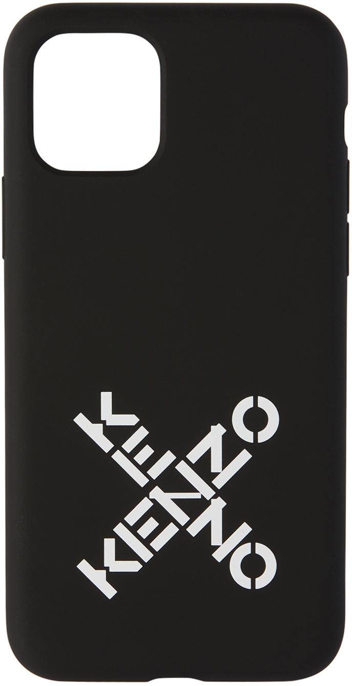 Black Sport Logo iPhone 11 Pro Case