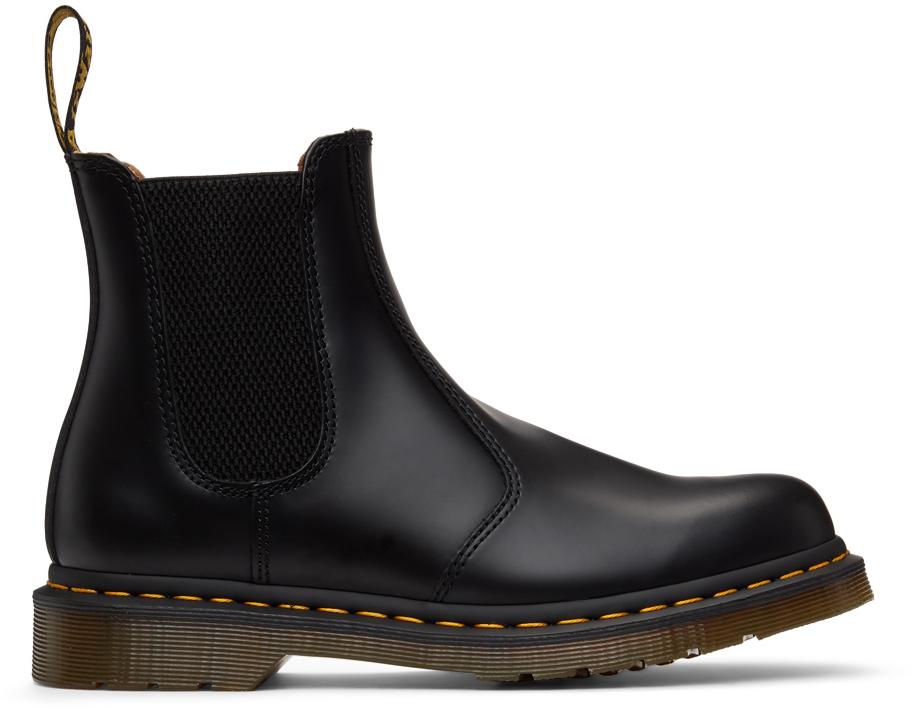 Black 2976 Boots