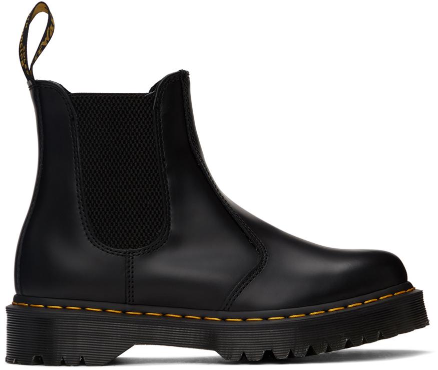 Black 2976 Bex Chelsea Boots