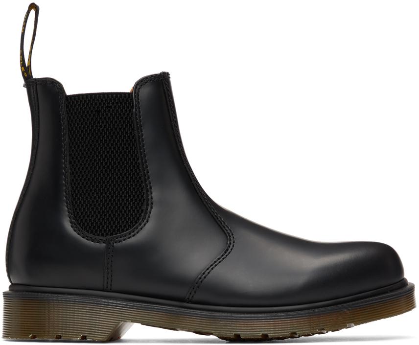 Black 2976 Chelsea Boots