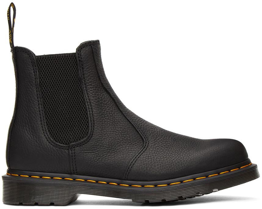 Dr. Martens 黑色 2976 Ambassador 切尔西靴