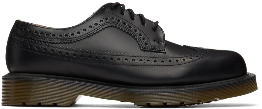 Dr. Martens 黑色 3989 踝靴