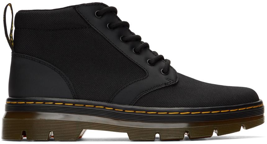 Dr. Martens 黑色 Bonny Poly 踝靴