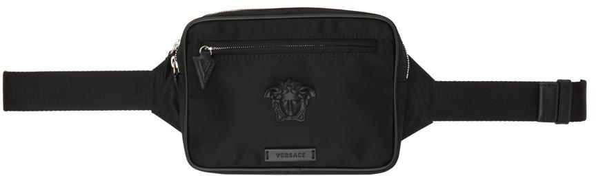 Black 'La Medusa' Belt Bag