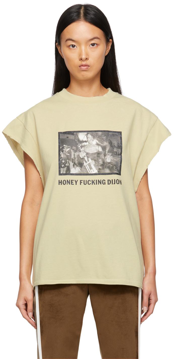 Green Tina Paul T-Shirt