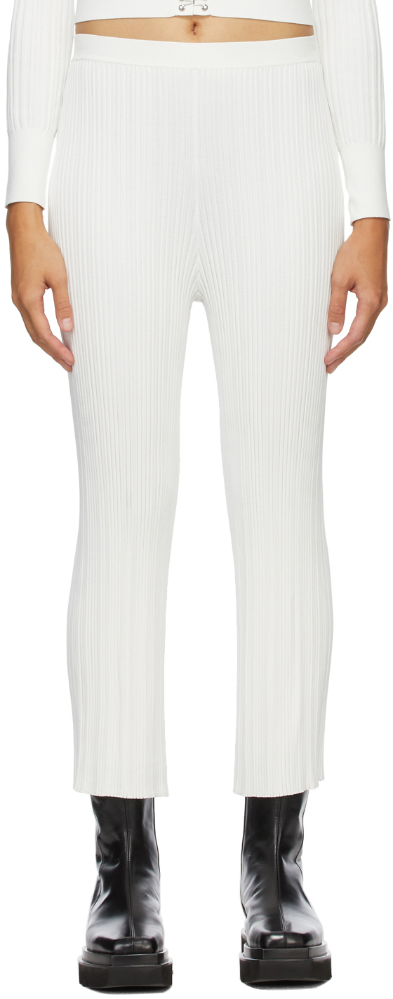 SSENSE Exclusive White Float Lounge Pants