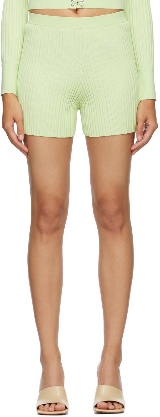 Green Float Shorts