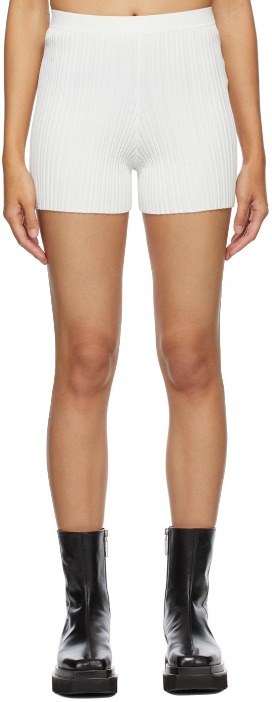 SSENSE Exclusive White Float Shorts