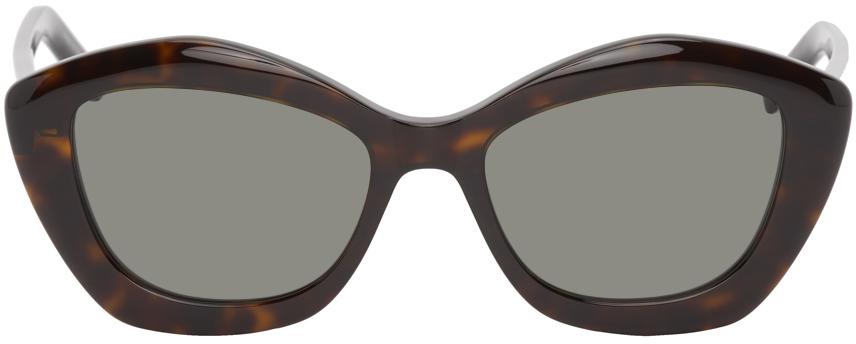 Tortoiseshell SL 68 Sunglasses