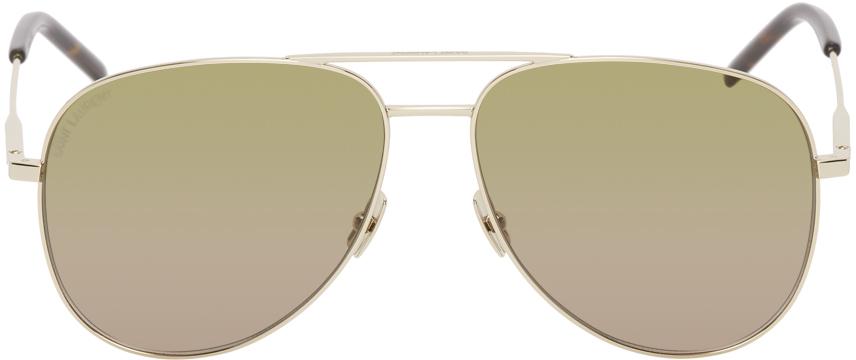 Gold & Green Classic SL 11 Sunglasses
