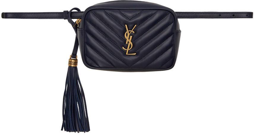 Navy Lou Belt Bag