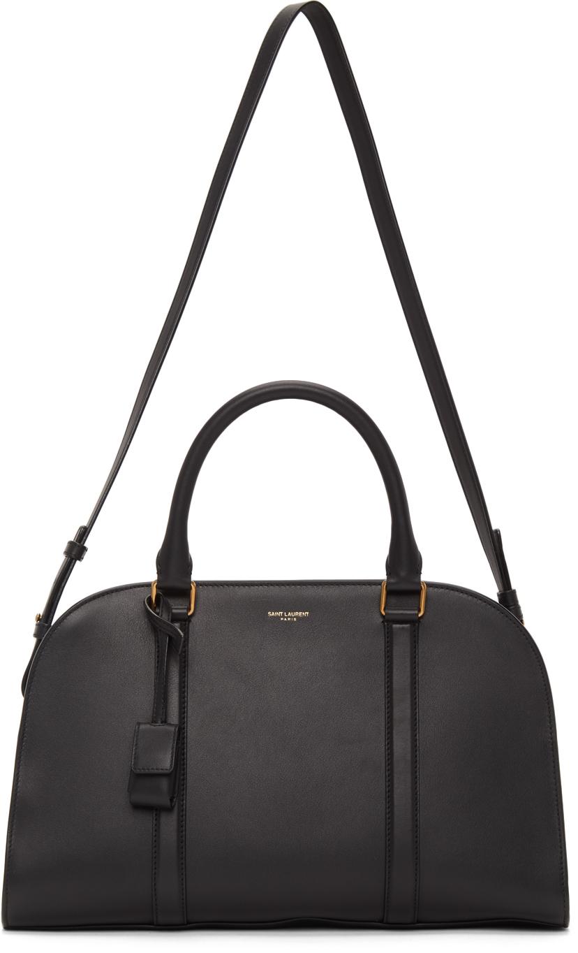 Black Lock Duffle Bag