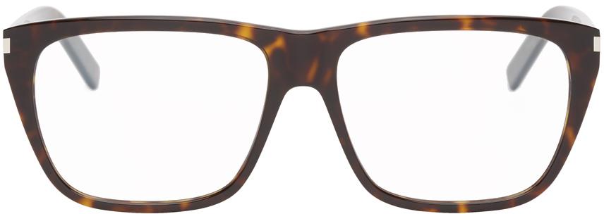 Tortoiseshell SL 434 Slim Glasses