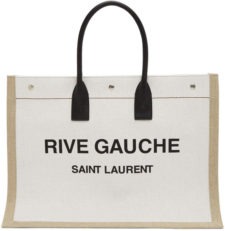 Off-White 'Rive Gauche' Tote