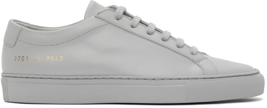 Grey Original Achilles Low Sneakers