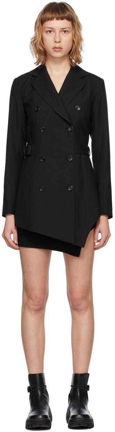 SSENSE Exclusive Black Jacket Dress