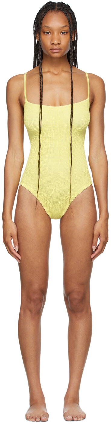Yellow Jersey Pamela One-Piece Swimsuit
