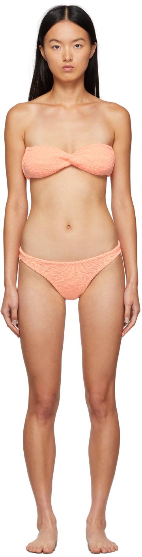 Pink Ariel Bikini