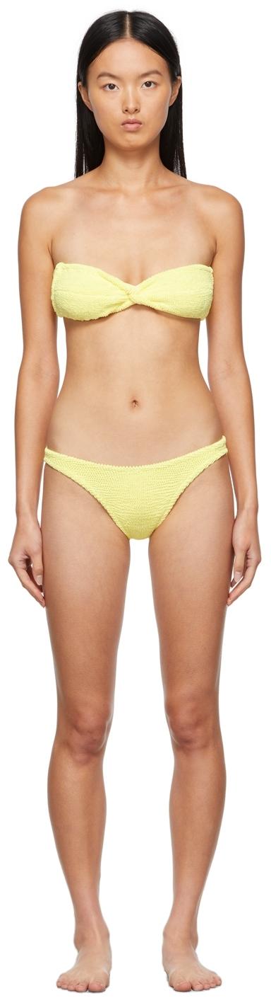 Yellow Ariel Bikini
