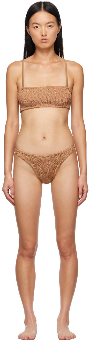 Brown Gigi Bikini