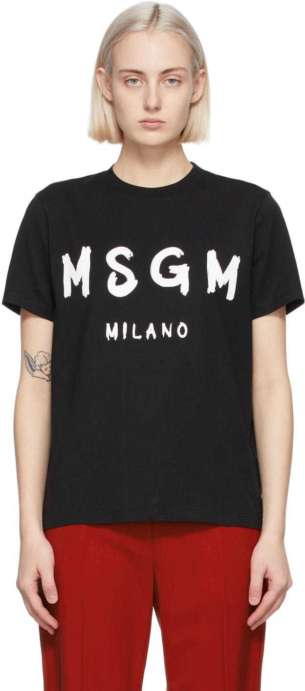 Black Artist Logo T-Shirt