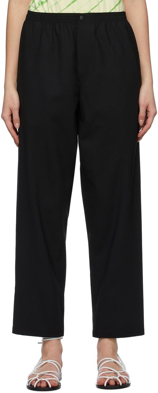 6397 Black PJ Trousers 211446F087003