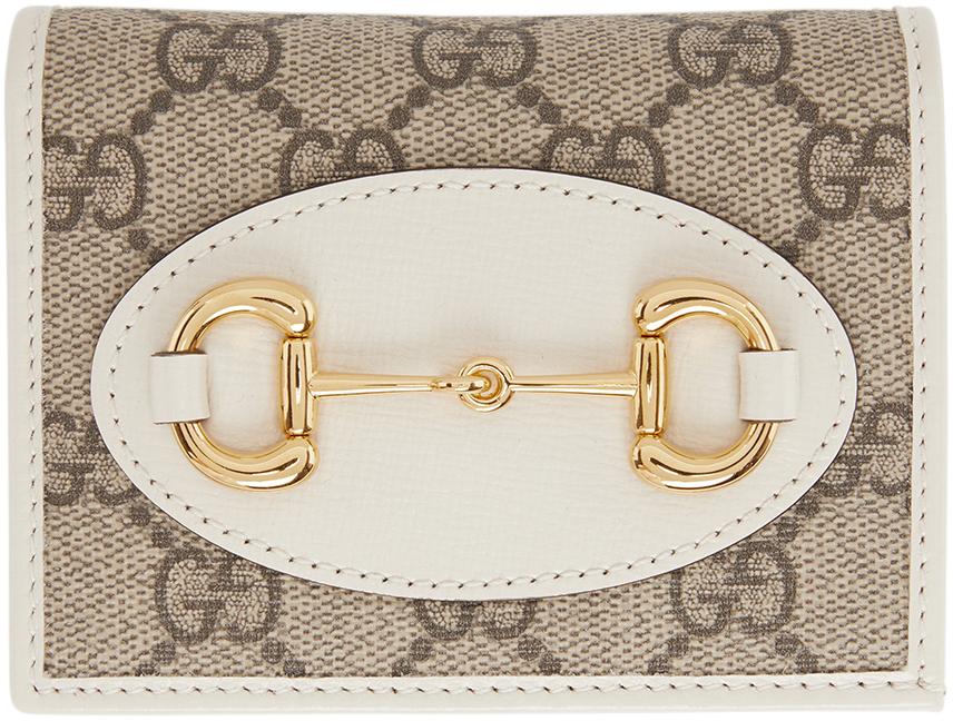 Gucci GG Gucci 1955 Horsebit カード ケース ウォレット