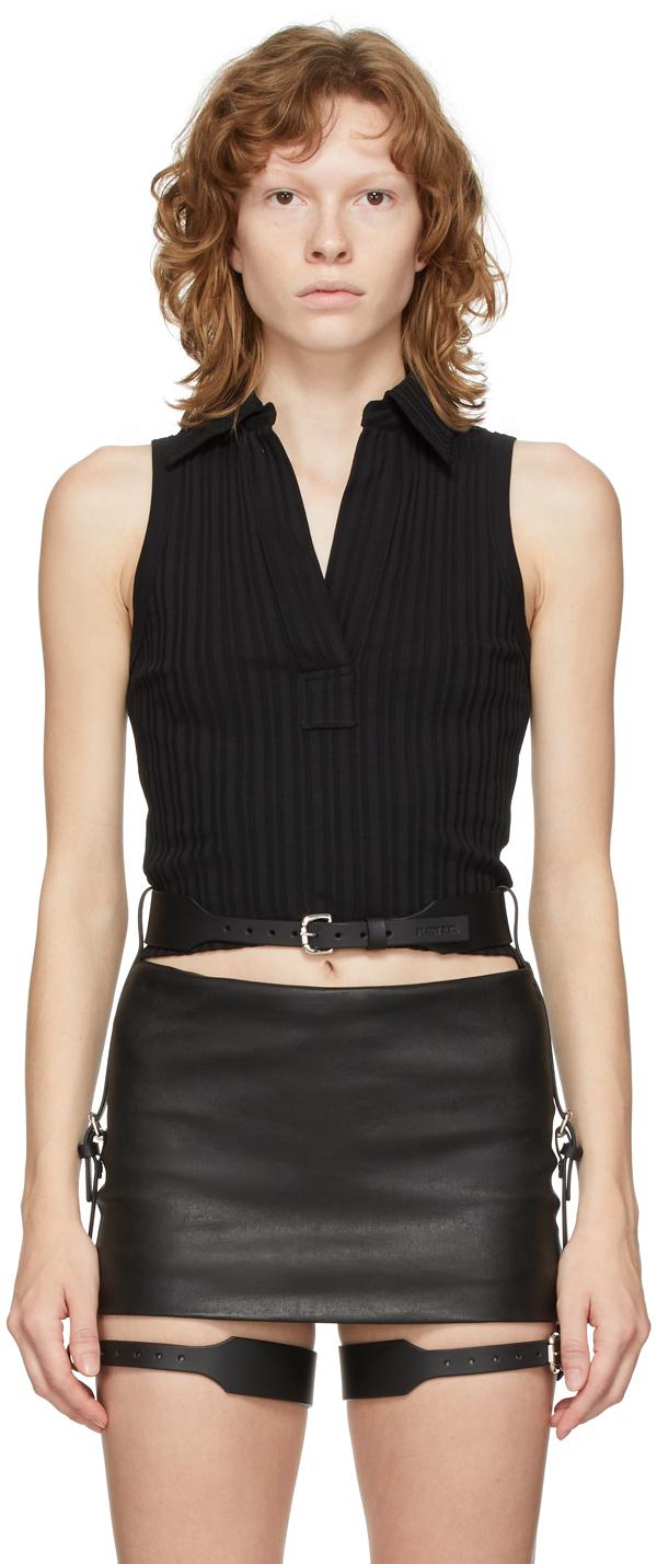Black Classic Suspender Harness