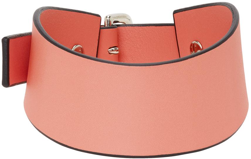 Pink Low Posture Collar