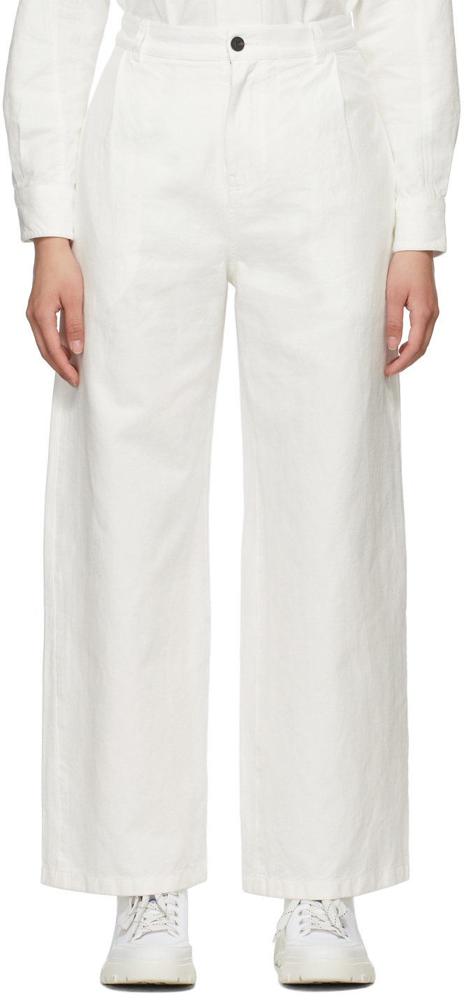 Off-White Chino Jeans
