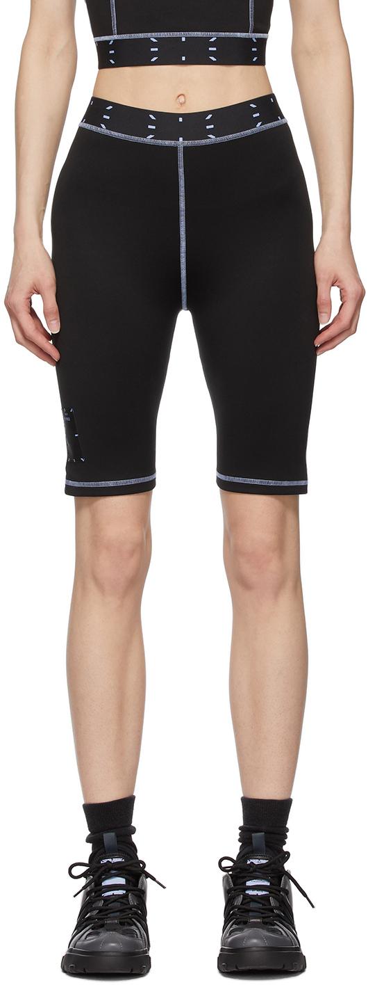 Black Base Layer Cycling Shorts