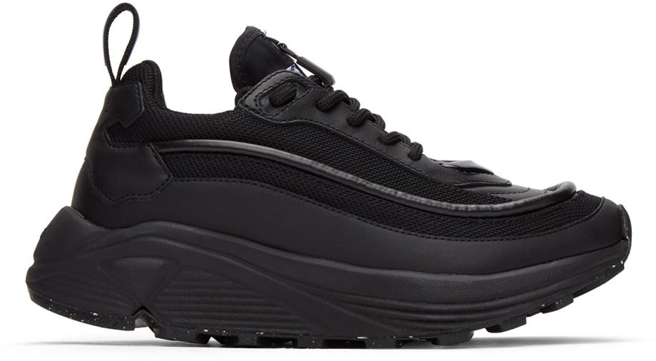 Black FA-5 Runner Sneakers