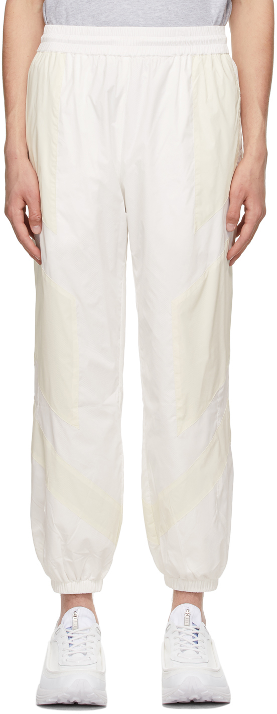 MCQ Off-White Glow-In-The-Dark Track Pants