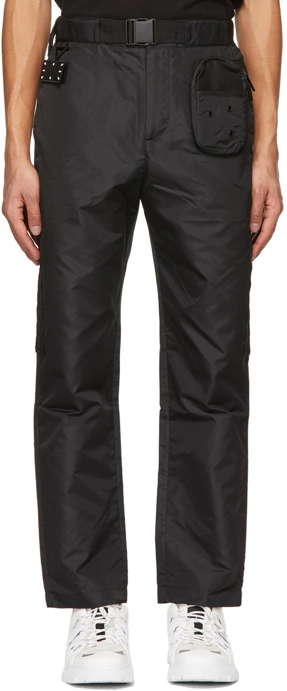 Black Jack Branded Modular Trousers
