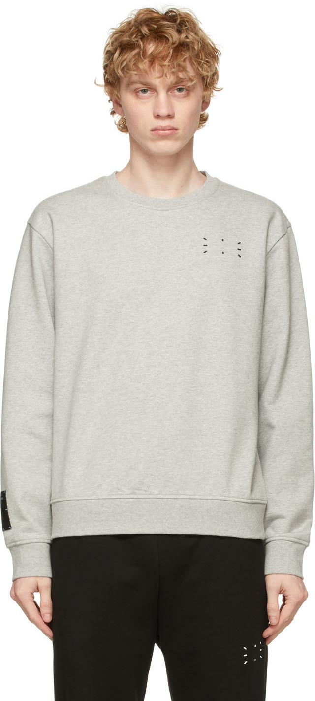 MCQ 灰色 No.0 系列 Regular 套头衫